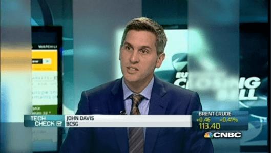 John Live on CNBC
