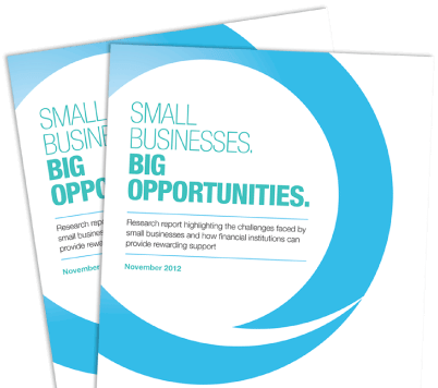 Small Business, Big Opportunities