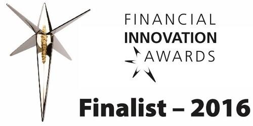 Financial Innovation award finalist